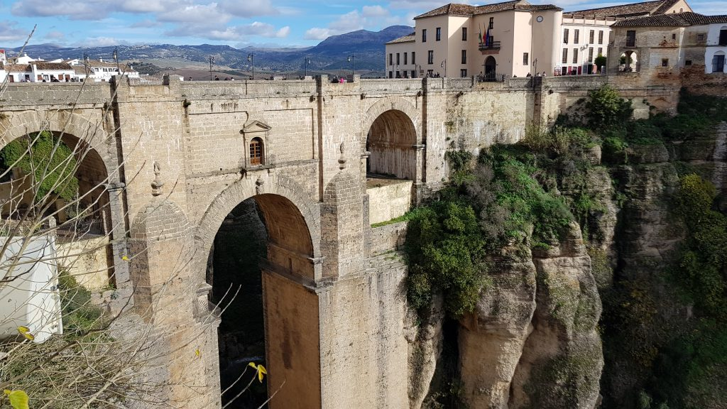 Best bridges in Europe - Puente Nuevo Bridge - Ronda, Spain