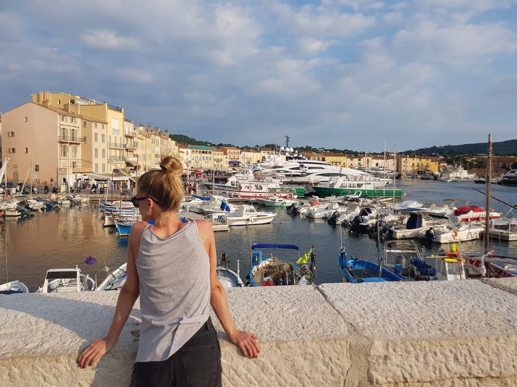 Best places in south of France - St. Tropez