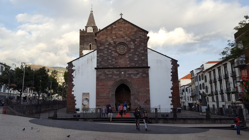 Cathedrals and churches of Europe - Funchal Cathedral - Madeira, Portugal