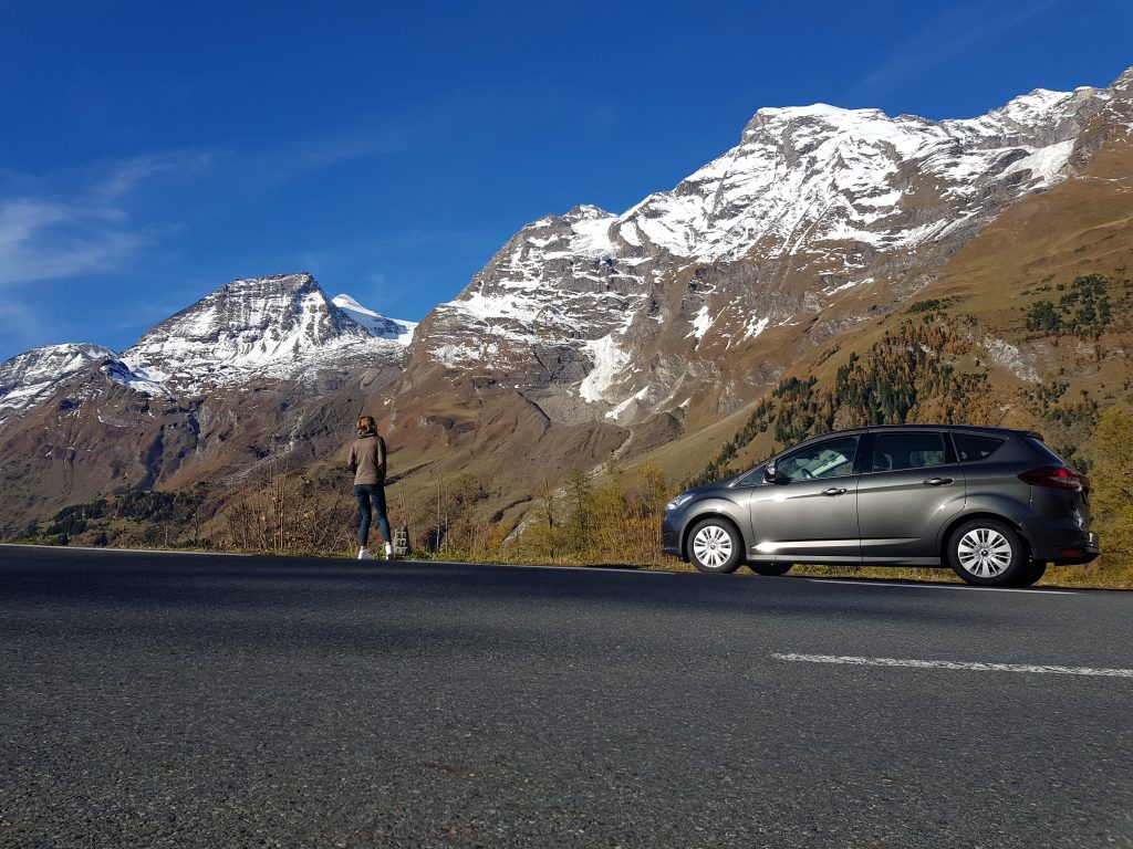Grossglockner High Alpine Road driving experience