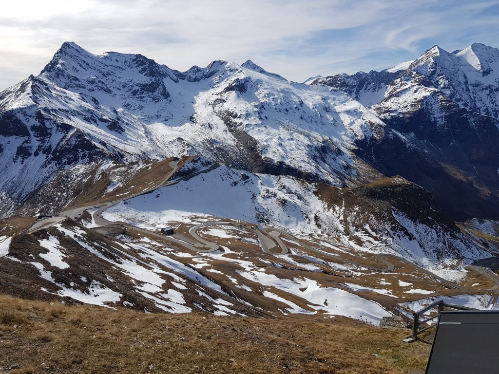 Grossglockner High Alpine Road facts