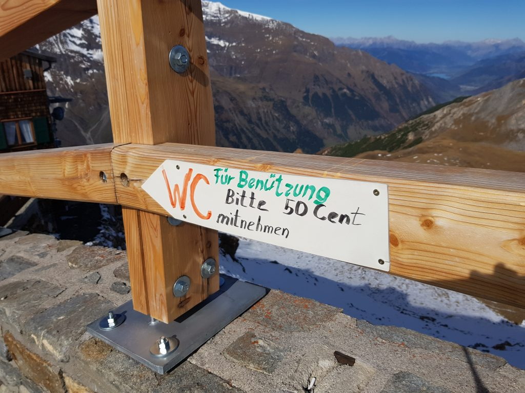 Grossglockner road charge prices