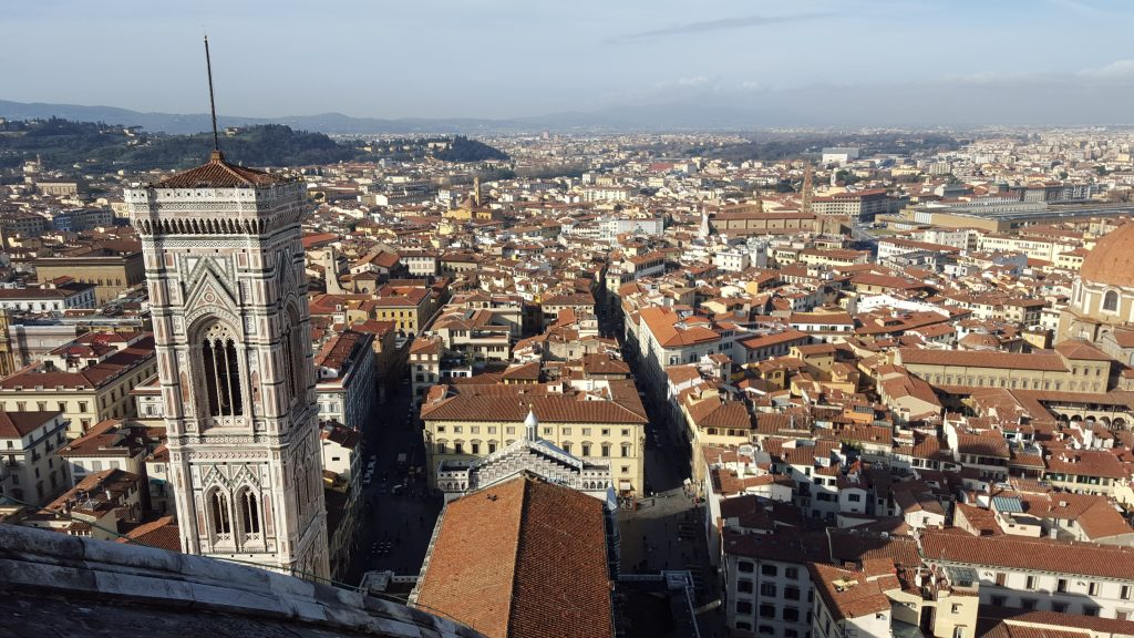 Most Beautiful UNESCO World Heritage Sites in Europe - Florence, Italy