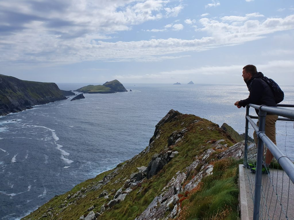 Most Beautiful UNESCO World Heritage Sites in Europe - Skellig Michael, Ireland