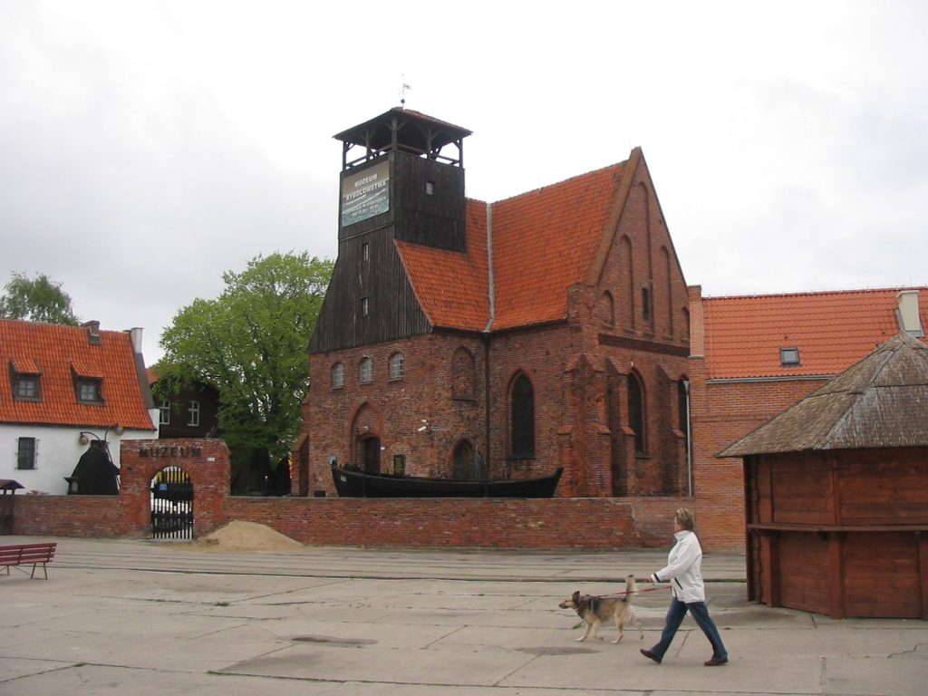 Most beautiful European churches - Parish Church Of Saints Peter And Paul - Hel, Poland