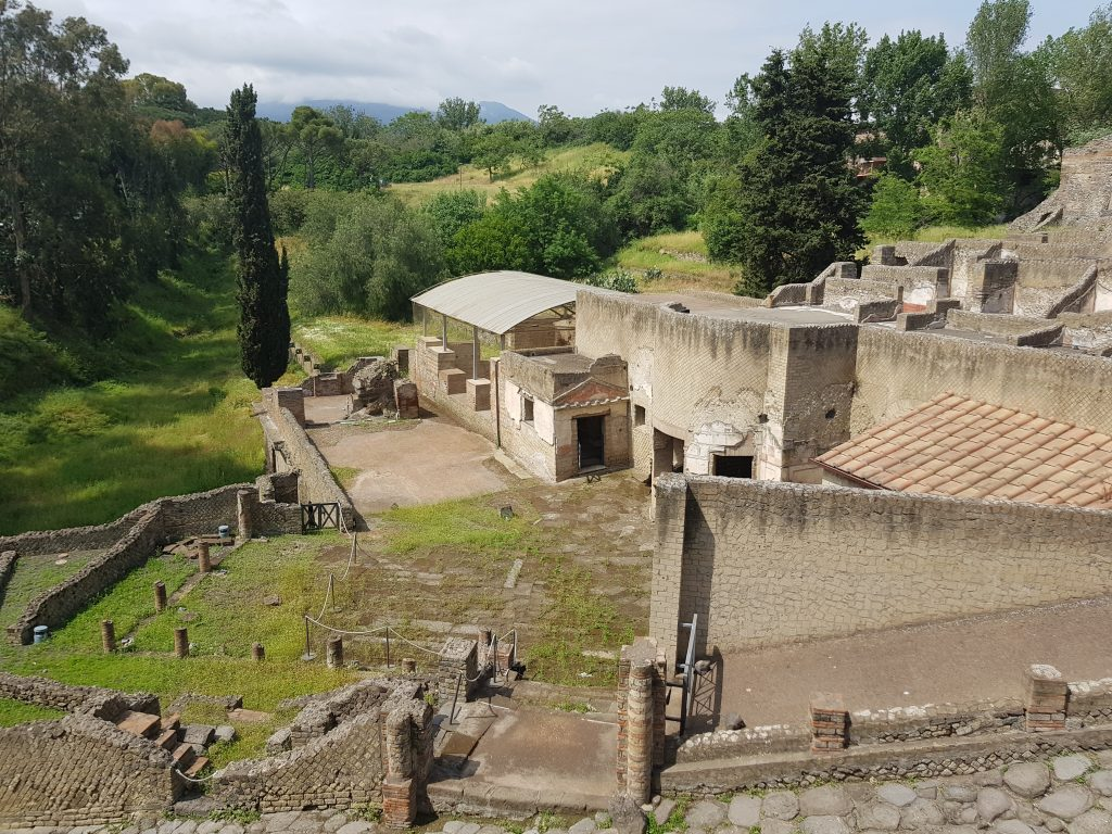 Must-See UNESCO Sites in Europe - Archaeological Areas of Pompei, Herculaneum and Torre Annunziata