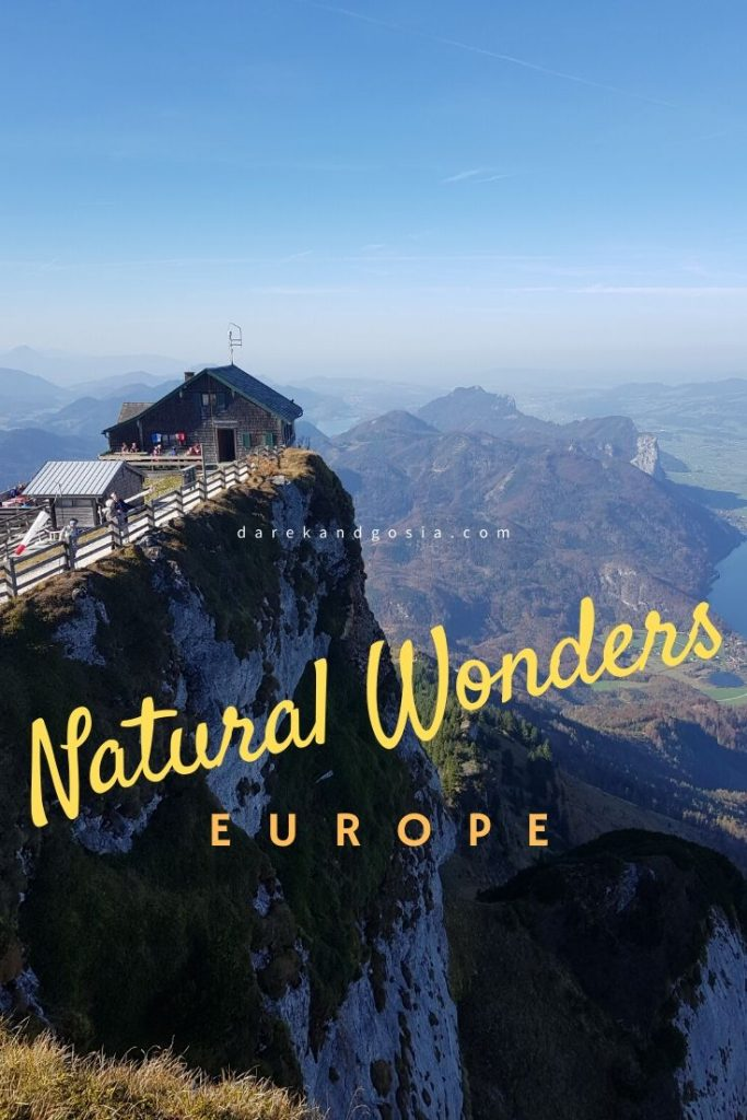 Natural Wonders of Europe