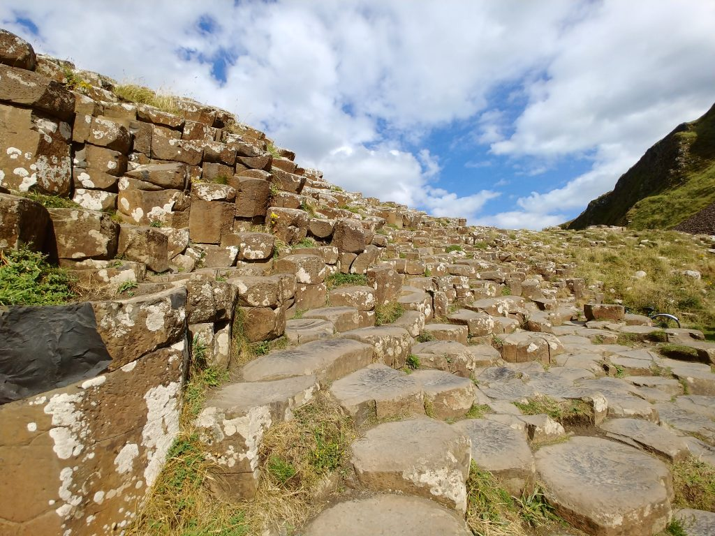 Natural wonders in Europe - Giant's Causeway, Northern Ireland