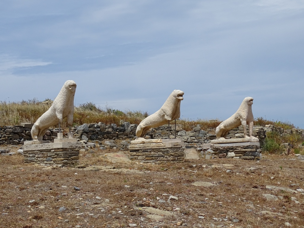 UNESCO World Heritage sites Europe - Delos, Greece
