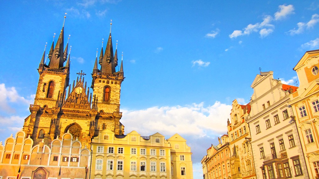 UNESCO sites in Europe - Historic Centre of Prague, Czech Republic