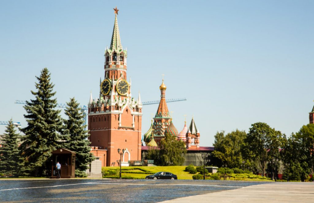 UNESCO sites in Europe - Kremlin and Red Square, Moscow