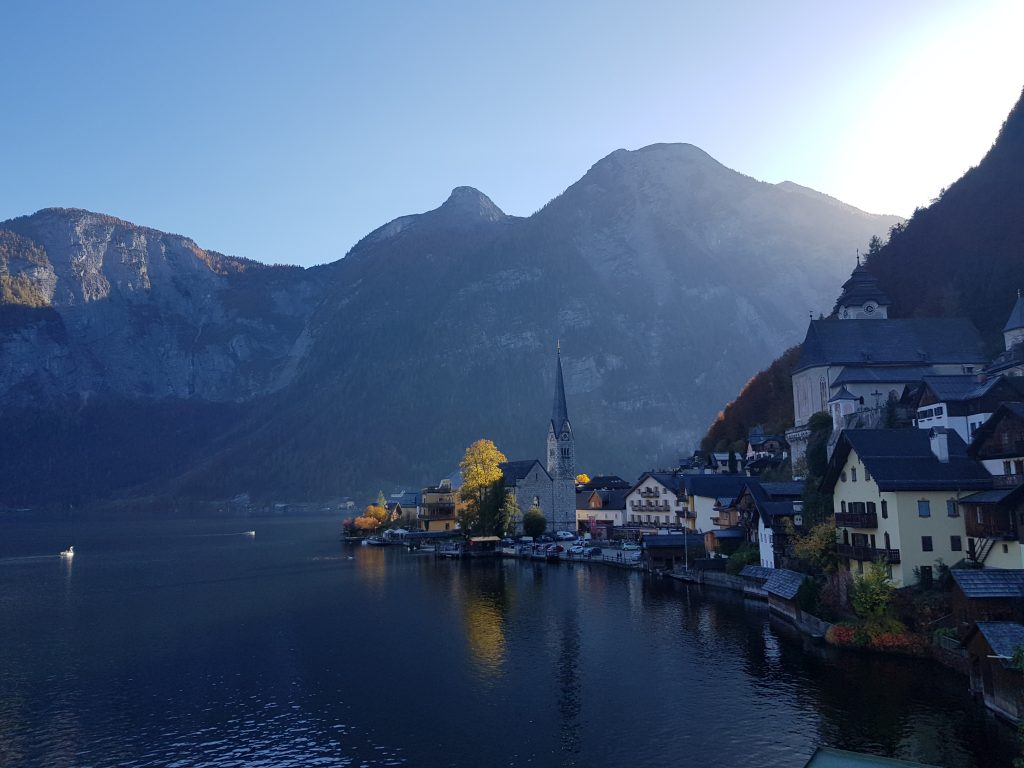 Amazing Sunset Spots in Europe - Hallstatt, Austria