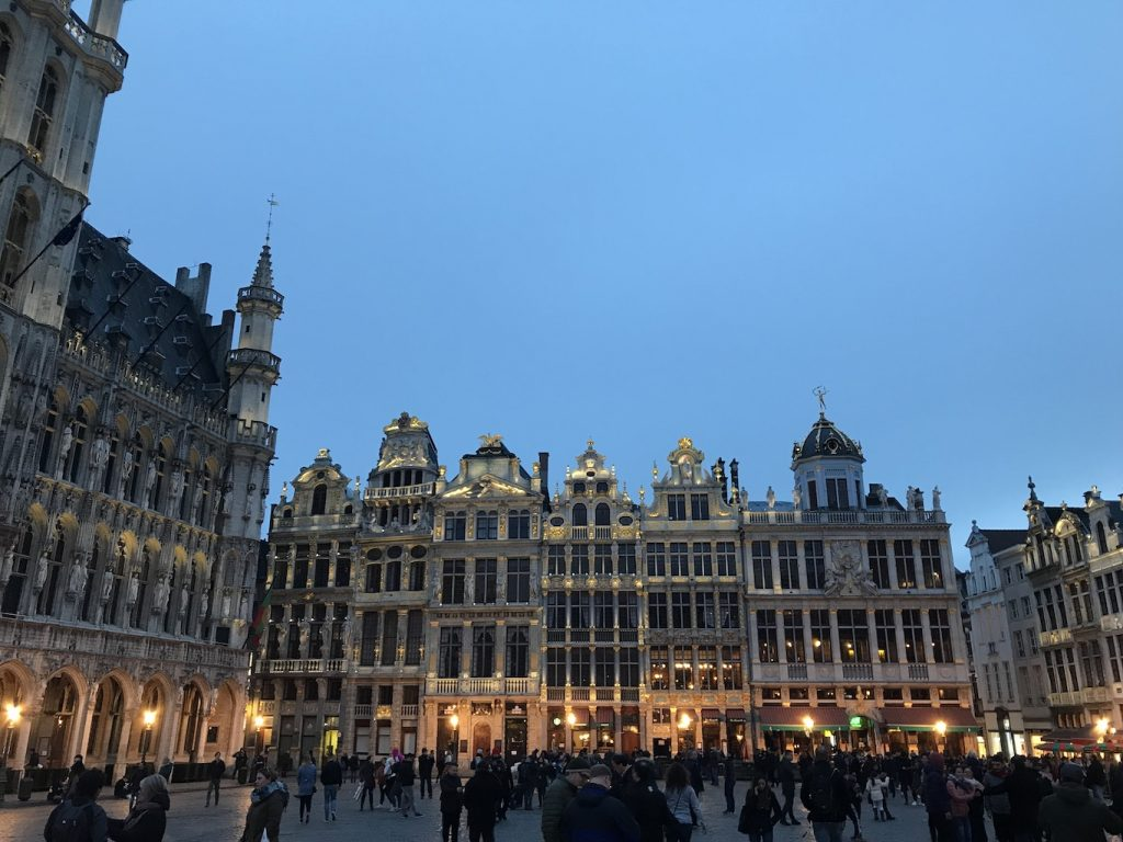 Amazingly stunning European squares - Grand Place, Brussels