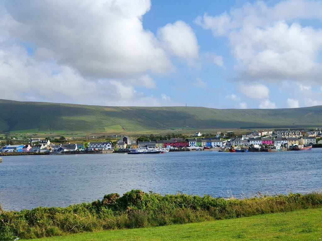 Beautiful European villages straight out of a fairy tale - Portmagee village, Ireland