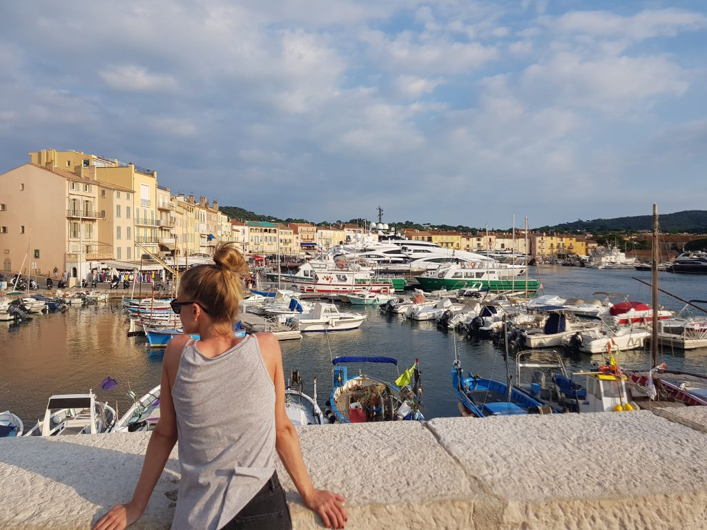 Beautiful towns in Europe - St. Tropez, France
