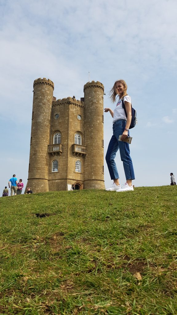 Landmarks in England - Broadway Tower