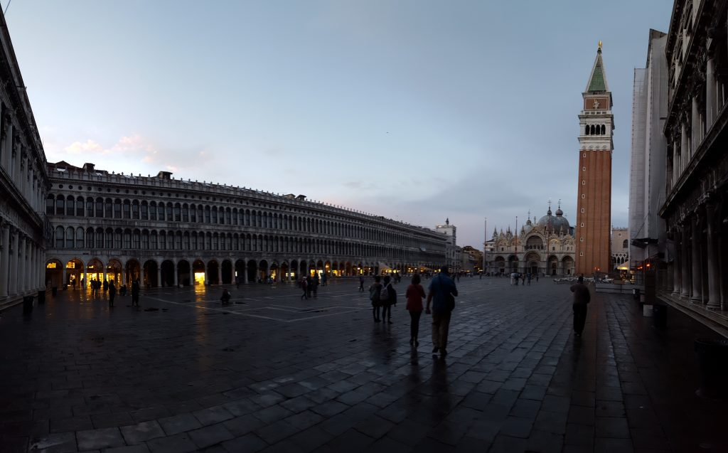 Most beautiful squares in Europe - Piazza San Marco, Venice