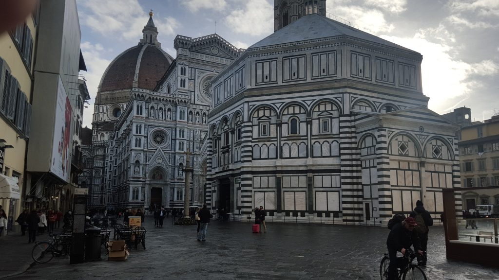 Most beautiful squares in Europe - Piazza del Duomo, Florence