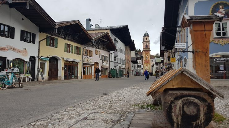 Most beautiful towns in Europe