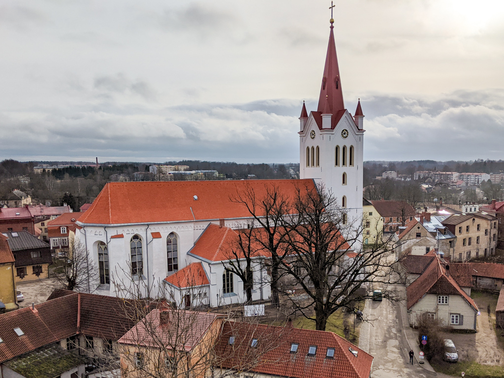 Most beautiful towns in Europe - Cēsis, Latvia