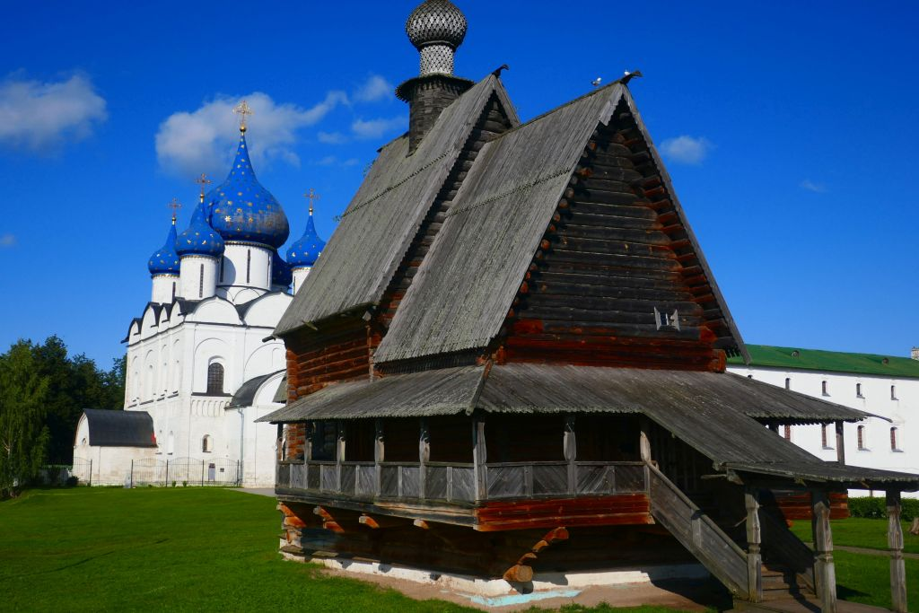Most beautiful towns in Europe - Suzdal, Russia