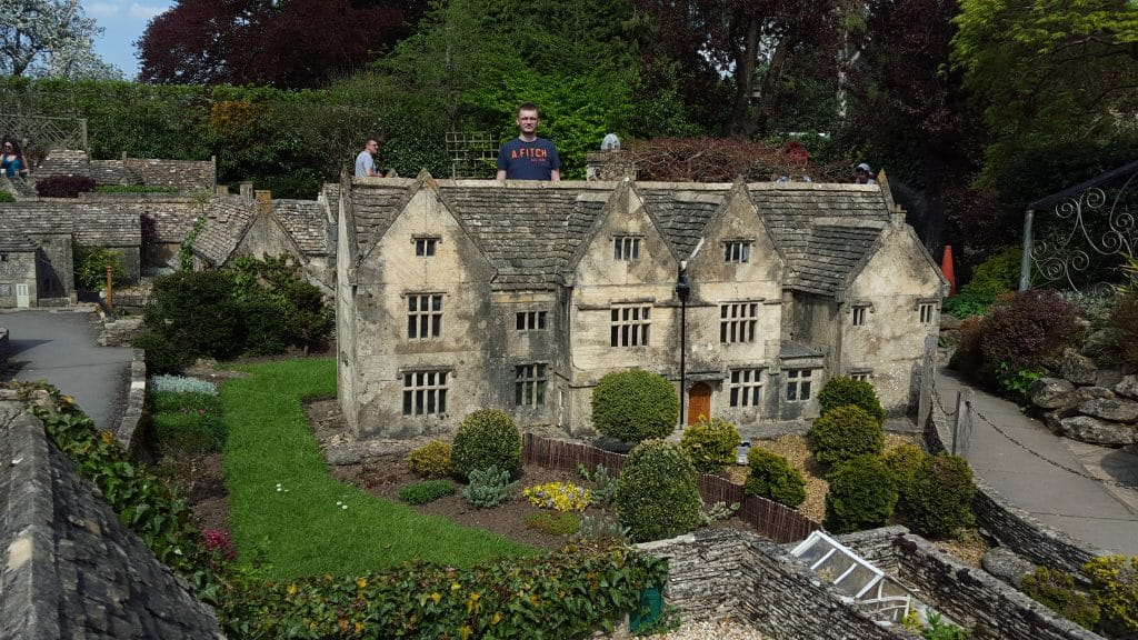 Most beautiful villages in Europe - Bourton on the water model village, England