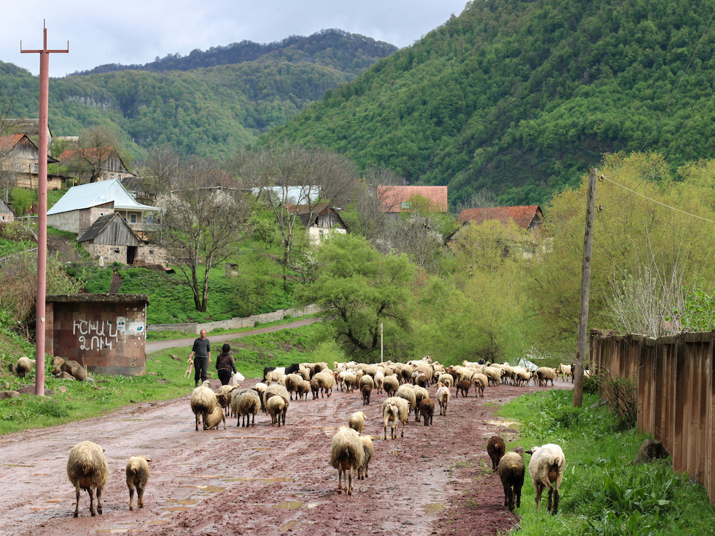Most beautiful villages in Europe - Debed, Armenia