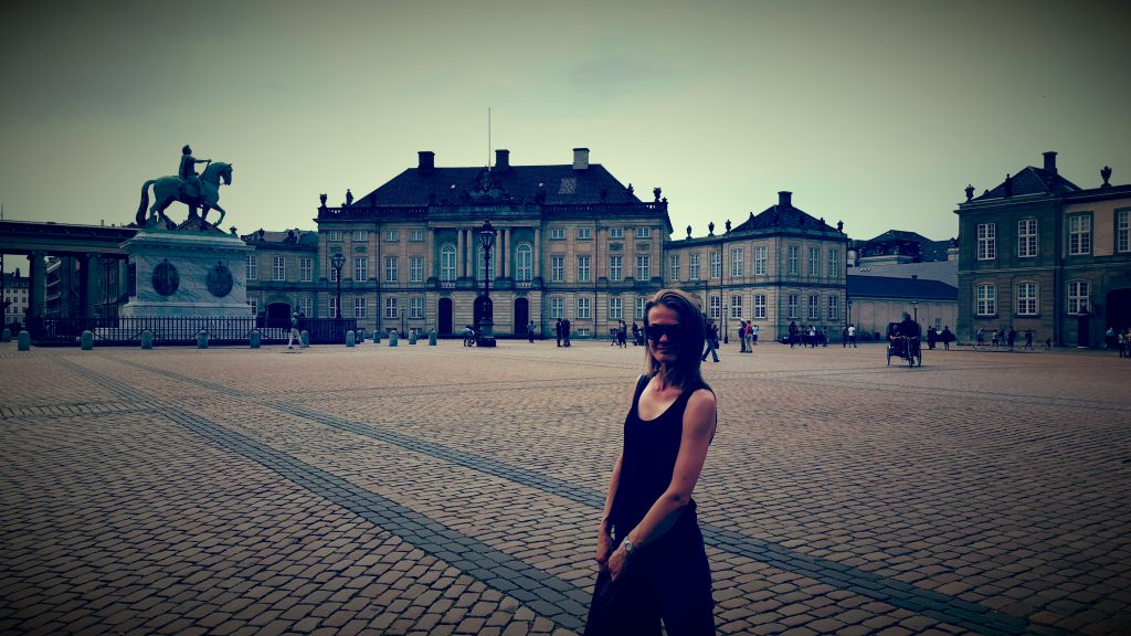 Prettiest squares in Europe - Amalienborg Square, Copenhagen