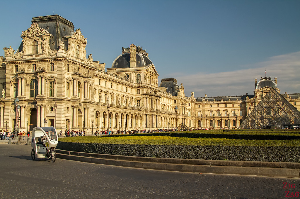 Prettiest squares in Europe - Place du Carrousel, Paris