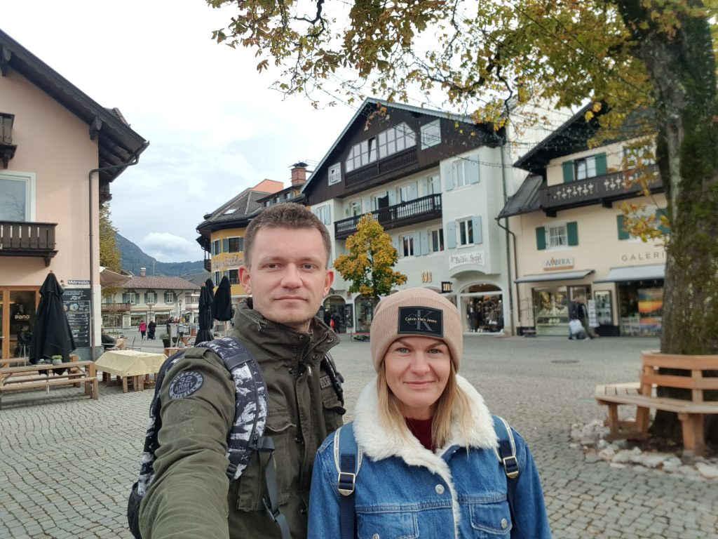 Prettiest squares in Europe - Town Square, Garmisch Partenkirchen
