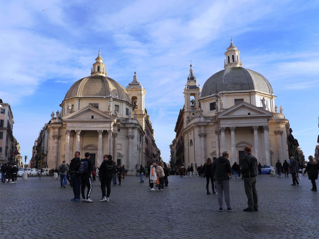 Stunning Squares in Europe - Piazza Del Popolo, Rome