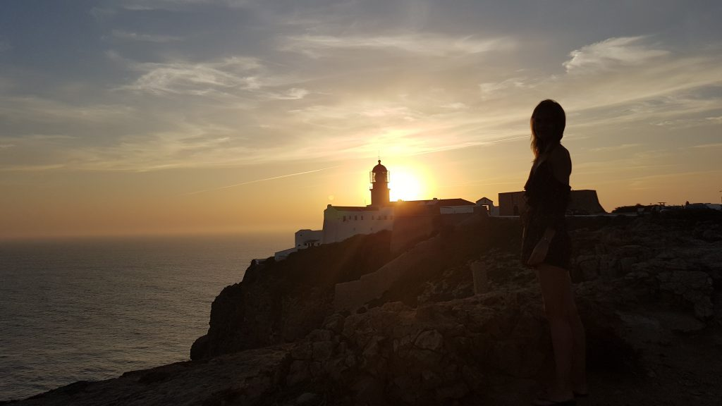 The best sunset spots in Europe - Cape St. Vincent, Algarve