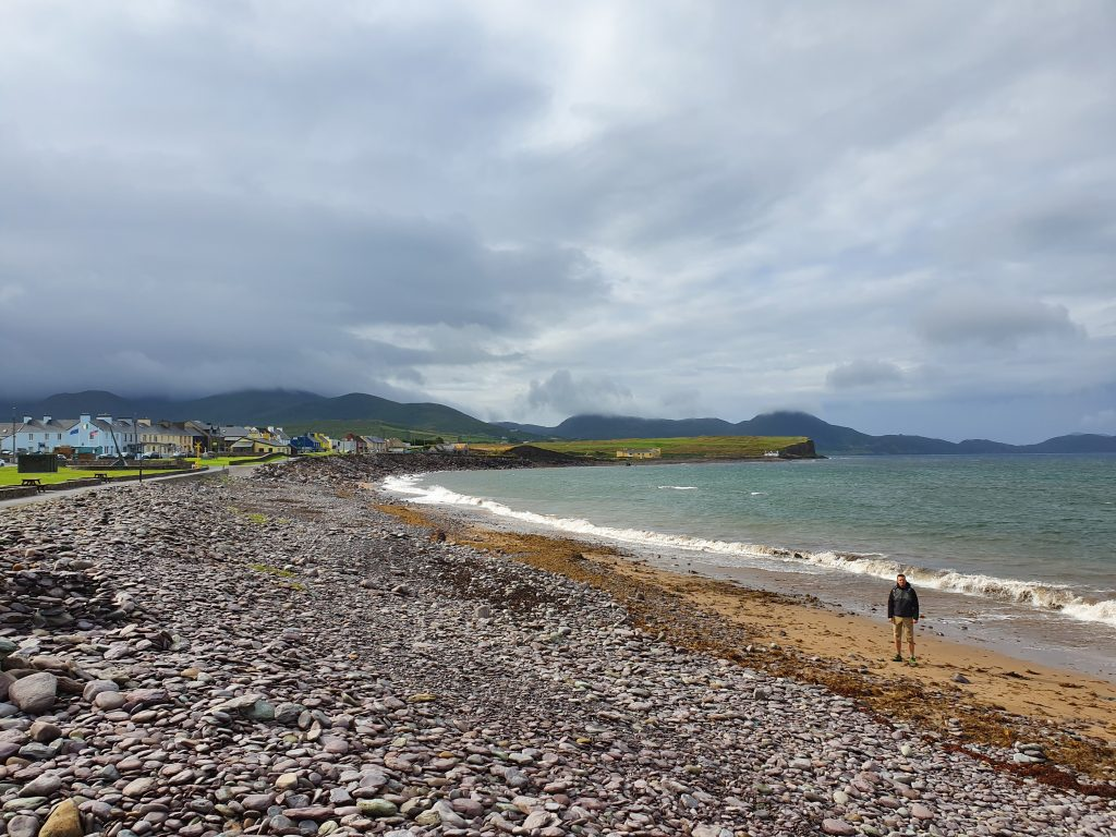 Which is the most beautiful village in Europe - Waterville village, Ireland