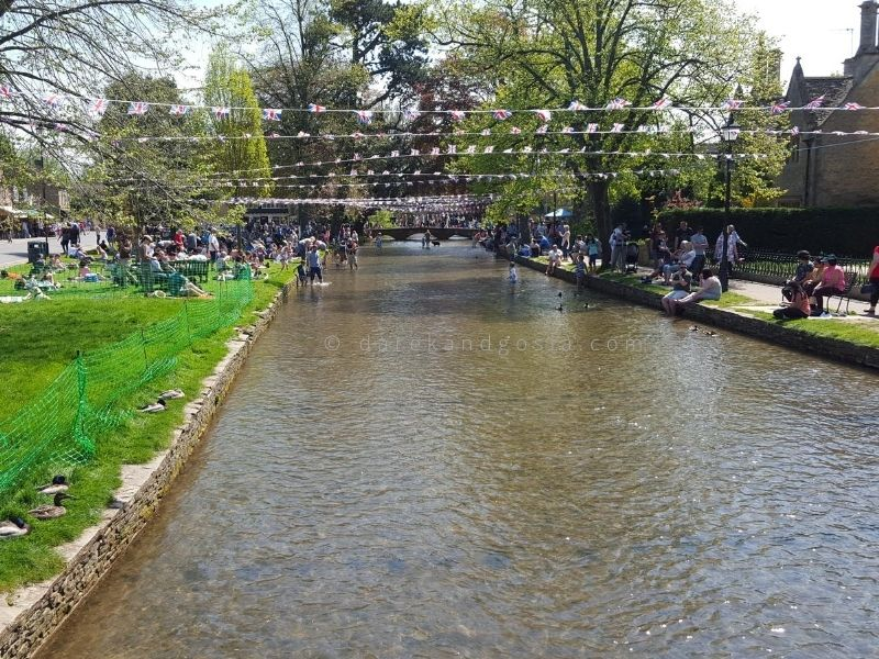 Best places to visit near London - Bourton-on-the-Water