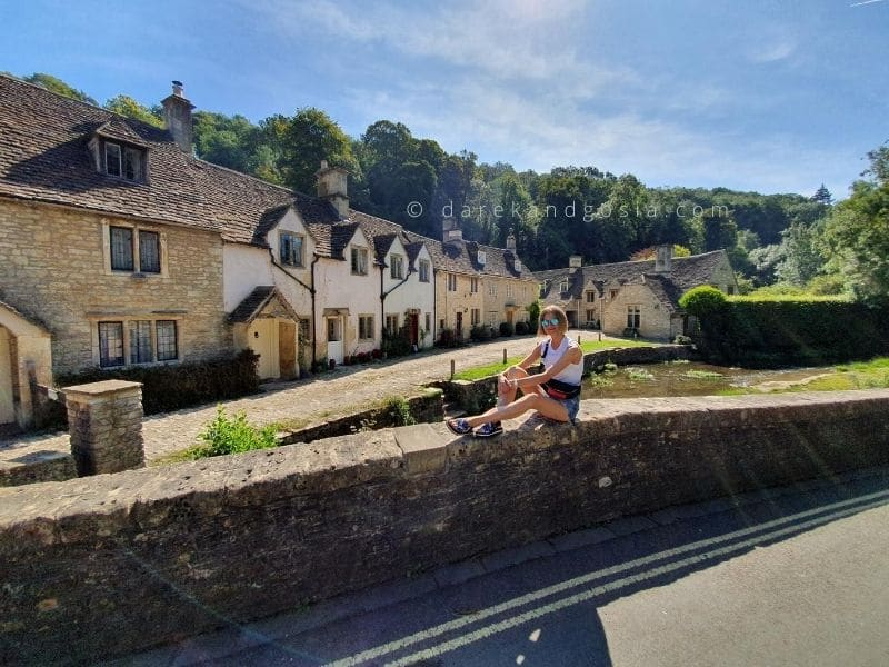 Best places to visit near London - Castle Combe