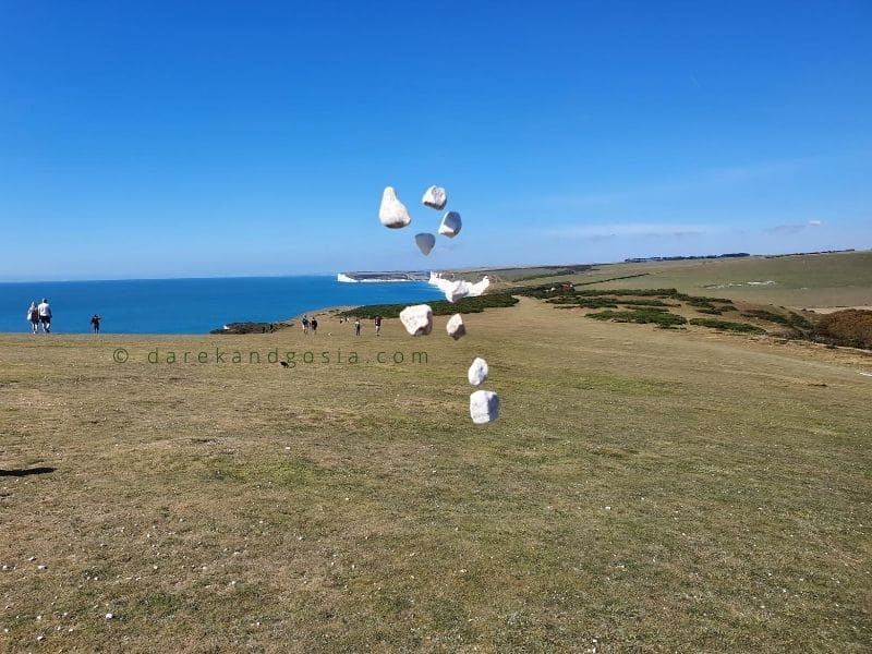 Best places to visit near London - Seven Sisters