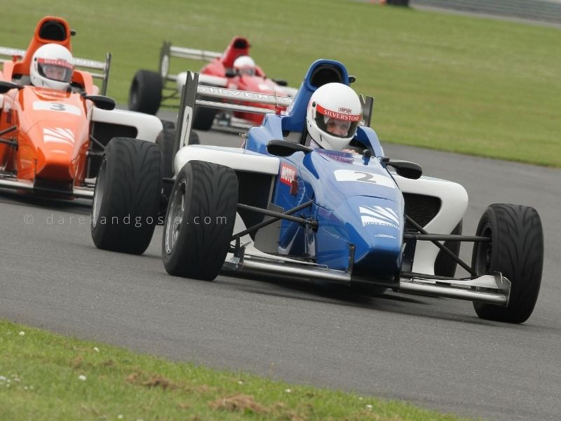 Best places to visit near London - Silverstone
