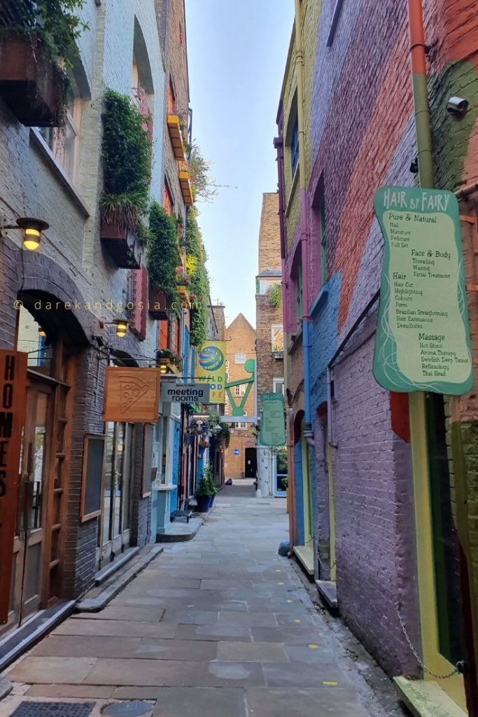 MUST-do Things to do in London - Neal's Yard