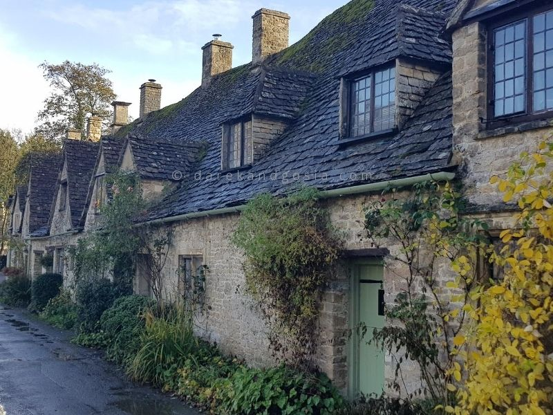 Places to visit near London - Bibury