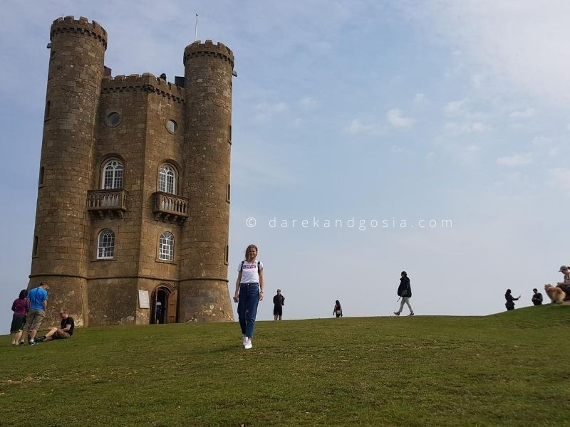 Places to visit near London - Broadway Tower