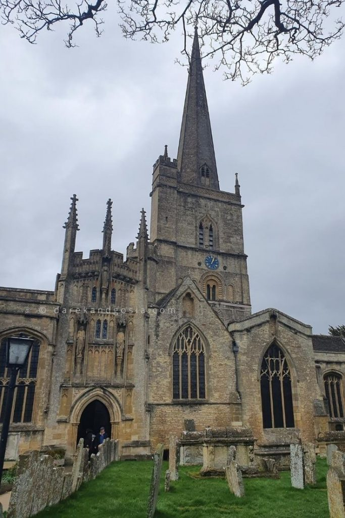 Places to visit near London - Burford
