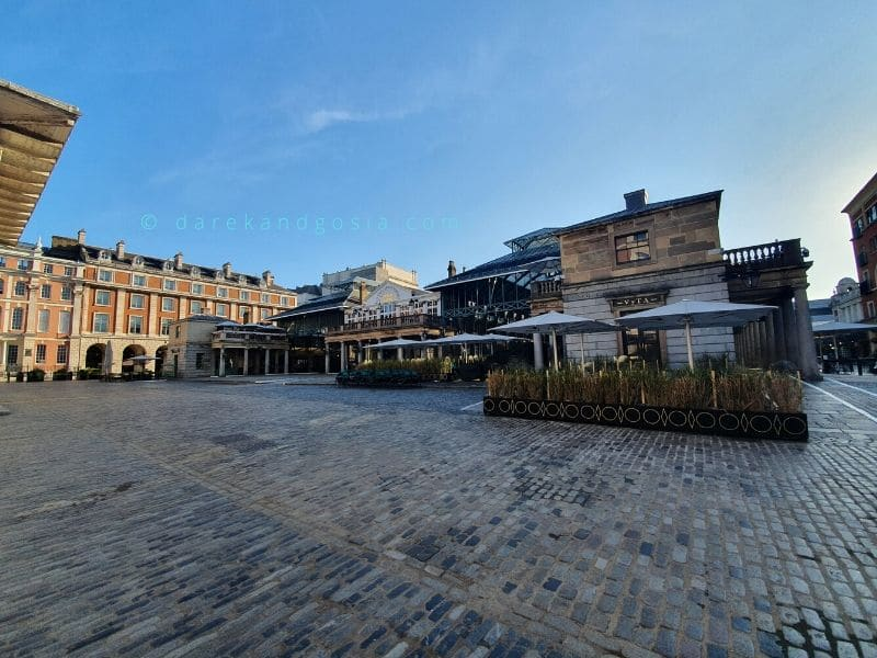 Things to do in Covent Garden - Covent Garden Piazza
