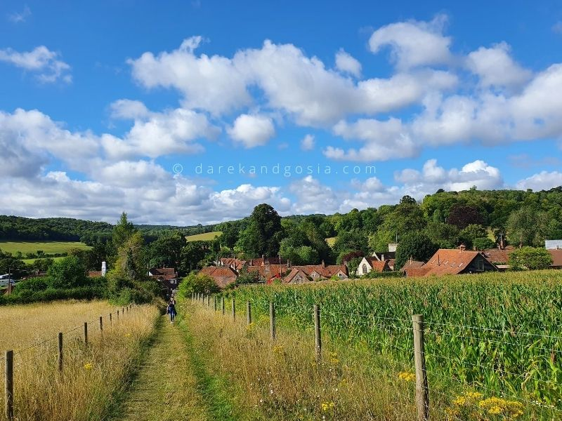 Best places to visit in UK - Turville