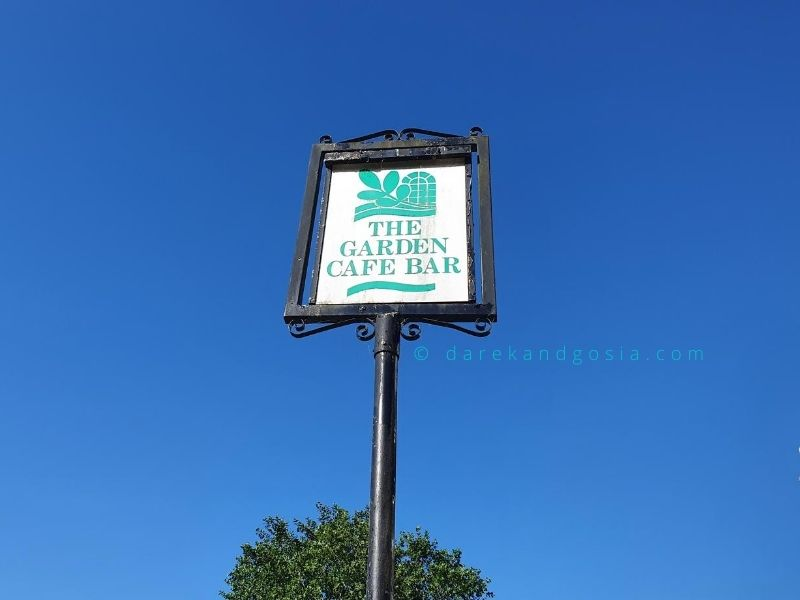 Best things to do in Marlow - The Court Garden Cafe