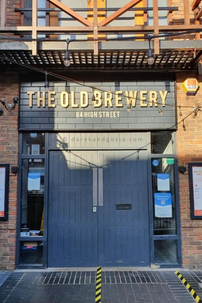 Best things to do in Marlow - The Old Brewery