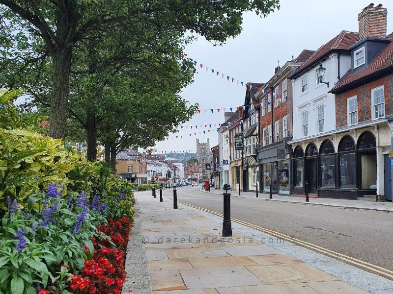 Day trips from London by car - Henley-on-Thames