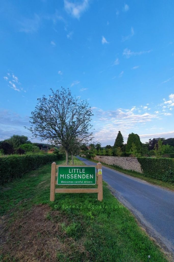 Most beautiful villages in England - Little Missenden, Buckinghamshire