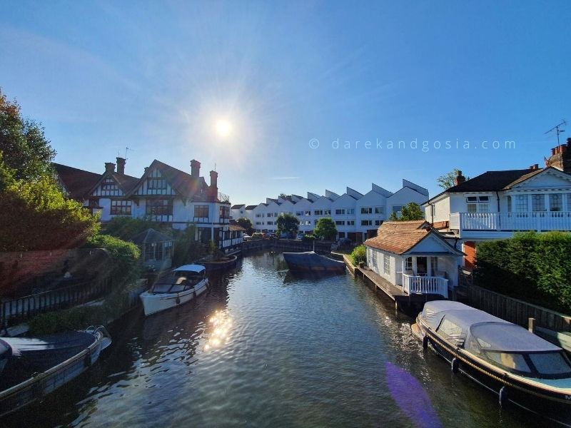 Places to visit in England - Henley-on-Thames