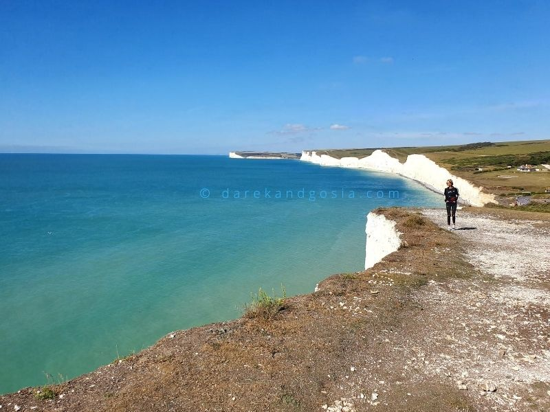 Places to visit in england - Seven Sisters