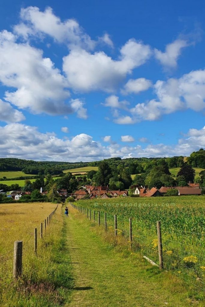 Prettiest villages in England - Turville, Buckinghamshire